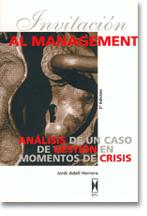 Libro Invitación al Management de Jordi Adell