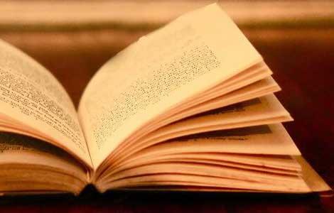 Un poco de literatura